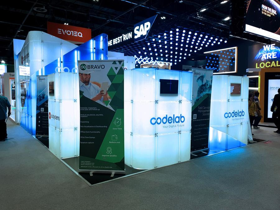 GITEX 2018 Booth